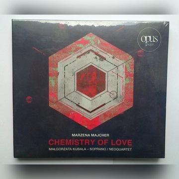 Marzena Majcher - Chemistry of love - NOWA W FOLII