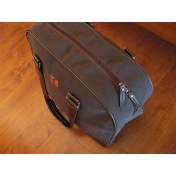 HUGO BOSS torba podróżna, bagaż podręczny 35x43x20