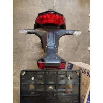 Ducatti monster stelaż rama lampa