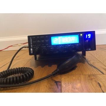 SUPERSTAR CRT 6900 N V6 BLUE EXPORT AM/FM/SSB TRX