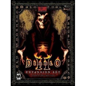 DIABLO 2 II + LORD OF DESTRUCTION PL BATTLE.NET
