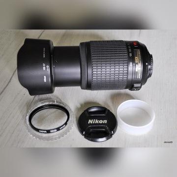 Nikkor AF-S 55-200 f/4-5.6G IF-ED VR