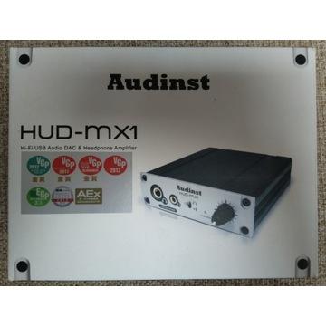 Audinst HUD-MX1 - DAC + wzmaczniacz słuchawkowy