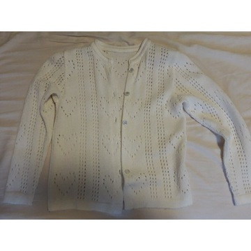 Sweterek biały