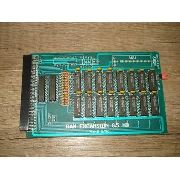 Rozszerzenie pamięci Amiga 500