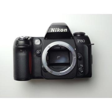 Nikon F80 - na części