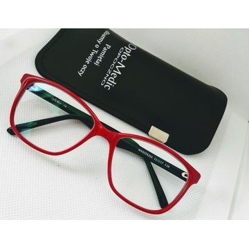 Okulary Optyk Damskie -0,50 Nowe!