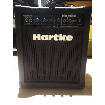 Wzmacniacz do gitary basowej Hartke B300