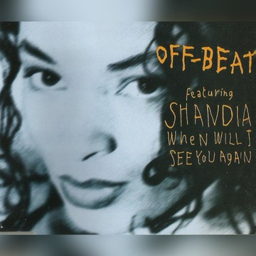 OFF-BEAT feat. SHANDIA - when will i see you again