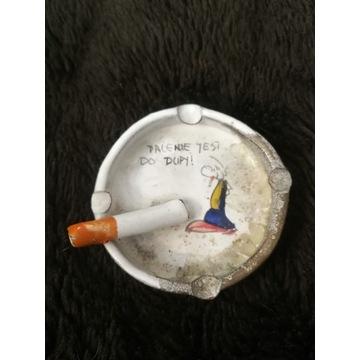 Gadzet na prezent śmieszny. Dla palacza