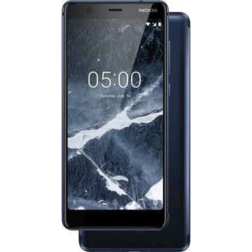 Smartfon Nokia 5.1 16 GB Dual SIM Blue/Granatowy