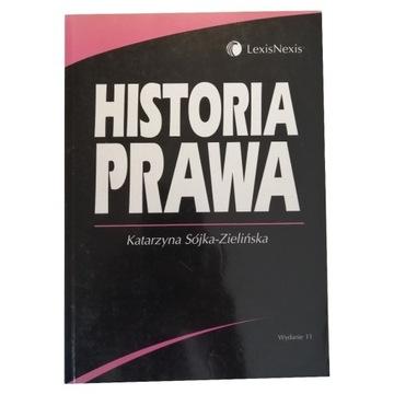 Historia prawa, Katarzyna Sójka-Zielińska