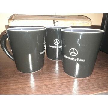 Mercedes ZESTAW 3 KUBKI nowe