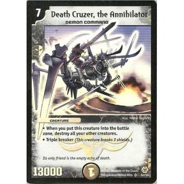 Death Cruzer, the Annihilator - Duel Masters