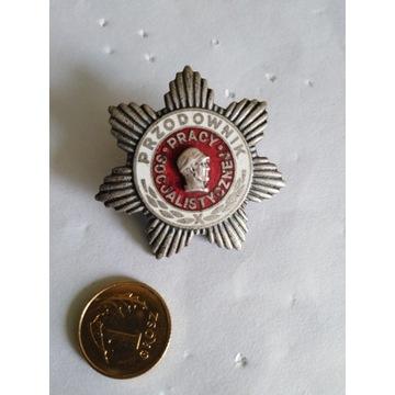 Odznaka Przodownik Pracy Socjalistycznej