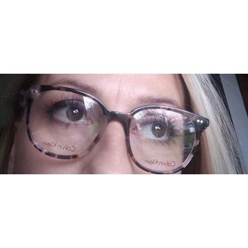 CALVIN KLEIN okulary zerówki wysyłka GRATIS