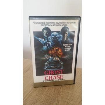 Polowanie na Duchy 1987 VHS
