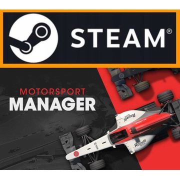 Motorsport Manager + Hunting Simulator 2 PC STEAM