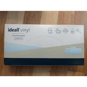 Rękawiczki winylowe Ideall Vinyl 100 szt. MERCATOR