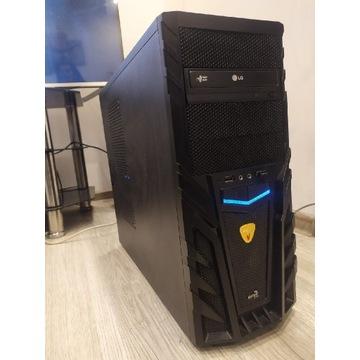 Komputer dla gracza rx580 8gb, 16gb, i5 2500k, 256