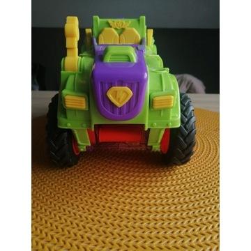 Pojazd monster truck zingsy 4 seria