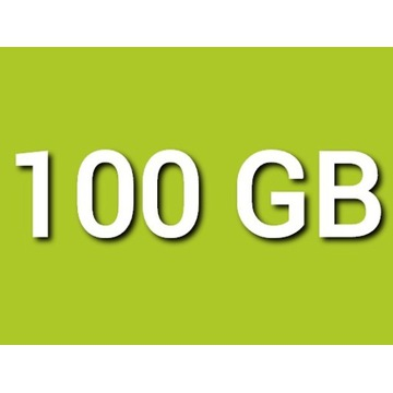 TRANSFER CHOMIKUJ 100GB 30 DNI