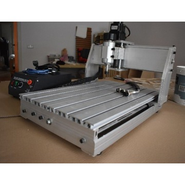 Frezarka CNC 3040, pole 300 x 400 mm