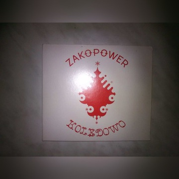 "Zakopower ""Koledowo"" CD"