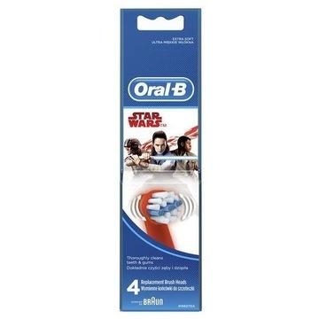 Braun Oral B Stages Power ( STAR WARS ) - 4szt.