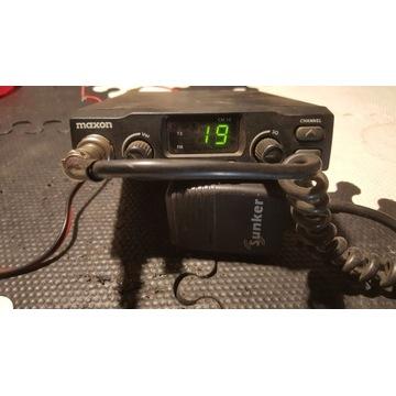 CB Radio Maxon CM10 Gruszka