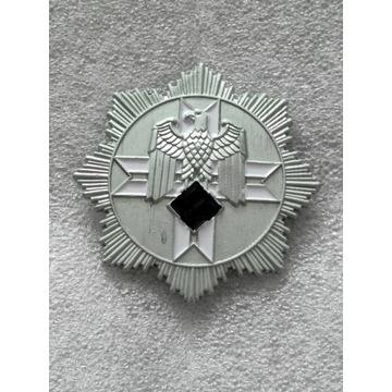 WWII Niemiecka Odznaka Jednostki Specjalnej