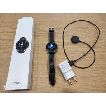 Samsung Galaxy Watch3 LTE 45mm (srebrny)