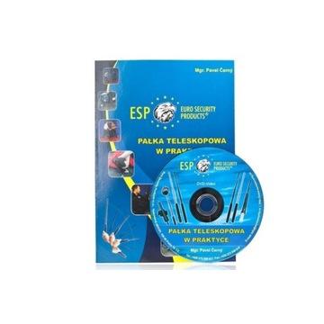 Kurs treningowy  DVD ESP pałka teleskopowa * W-wa