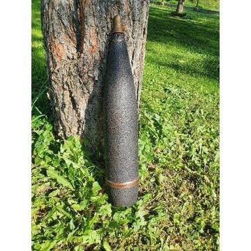 Polski granat stalowy do Haubicy 100mm Wz.1928