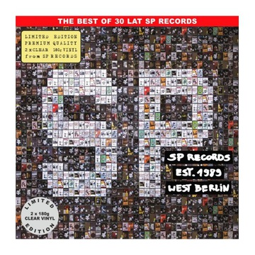The Best of 30 Lat SP Records 2xLP