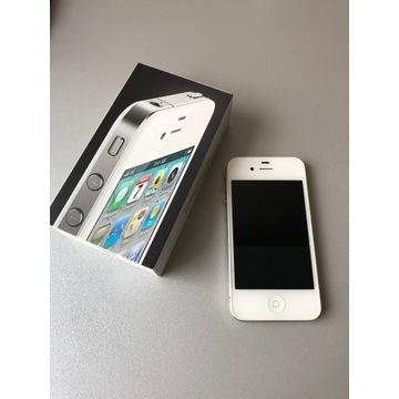 IPhone 4 Biały 16GB MC604LP/A polska dystrybucja