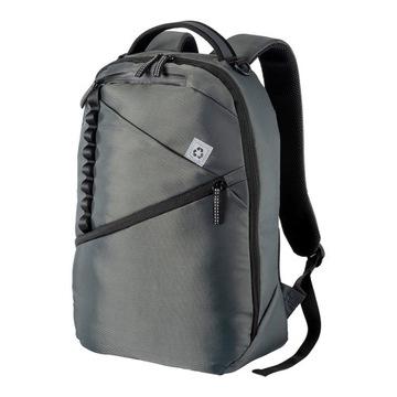 Plecak - nowy - turystyczny z recyklingu  rPET