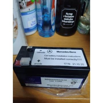 NOWY Akumulator dodatkowy MERCEDES - 12V