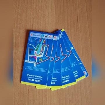 Bilety Puchar Świata w Skokach Zakopane 2020