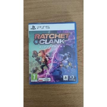 Używana gra Ratchet and Clank