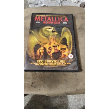 Metallica - Some kind of monster DVD