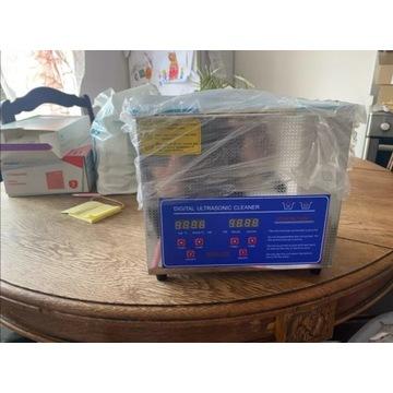 Myjka ultradźwiękowa 22l + Gratis