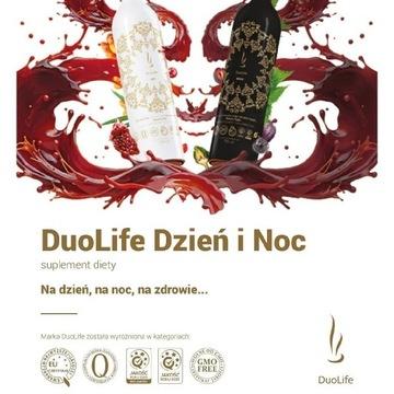 Duolife Dzień i Noc suplement diety zestaw promo