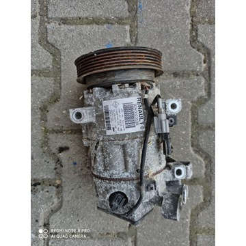Sprezarka klimatyzacji Renault Captur 1.5dci