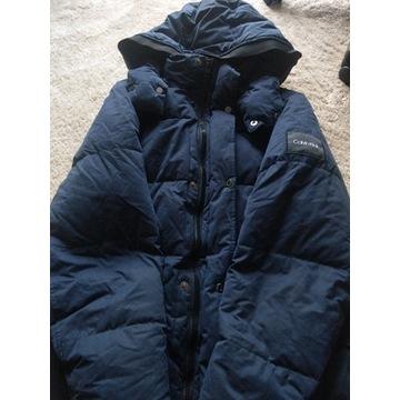 Nowa puchowa kurtka/płaszcz Calvin Klein
