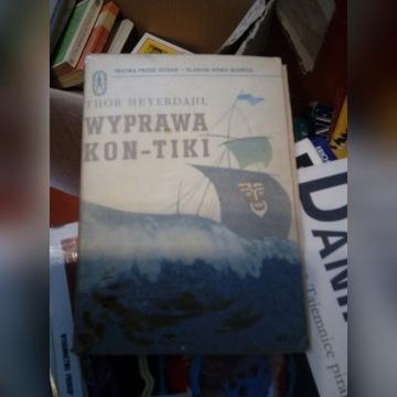Wyprawa Kon-Tiki Thor Heyerdahl