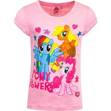 Koszulka My Little Pony rozmiar 128