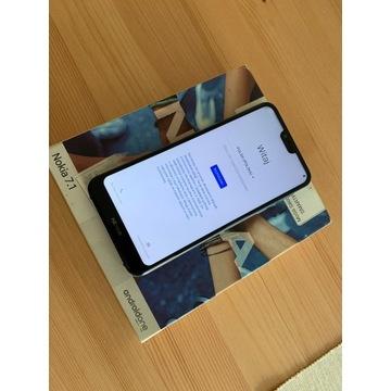 Nokia 7.1 Dual 3/32 jak Nowa