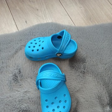 Crocs Classic * rozm. C6 *sandały kąpielowe klapki