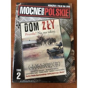 Dom Zły  W. Smarzowski Polski lektor DVD